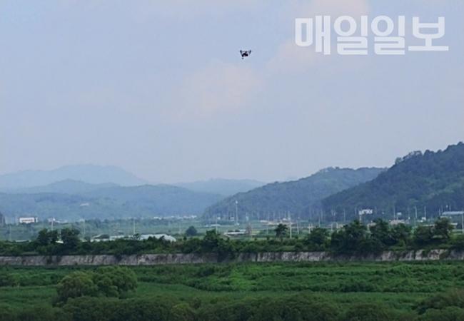 '드론' 경기도내 구조현장 곳곳에서 눈부신 활약 펼쳐