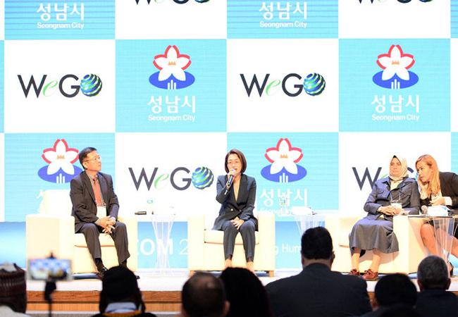 성남 '드론 행정', 위고 어워즈 1위…54개국 143개 도시에 전파