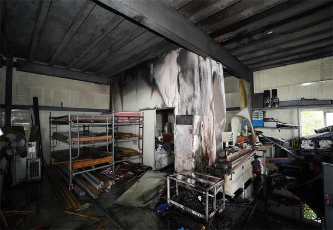 청주 드론 제조업체서 불…1천500만원 피해