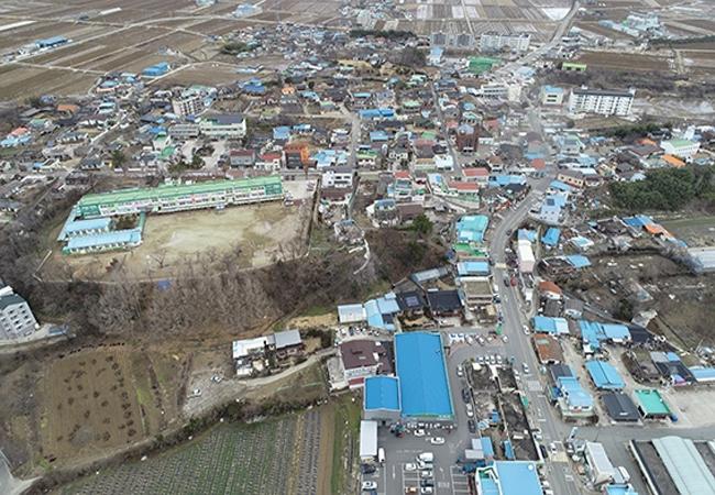 포항 북구, 지적재조사측량에 `드론 항공측량` 첫 도입