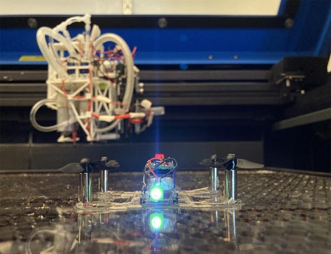 MIT, 원스톱 시스템 개발...드론‧로봇 쉽게 제작할 수 있게 된다