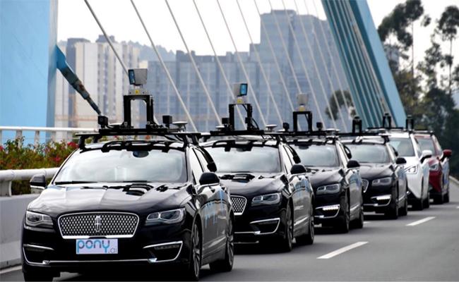 코로나가 中 드론·자율주행차 등 교통혁신 촉진