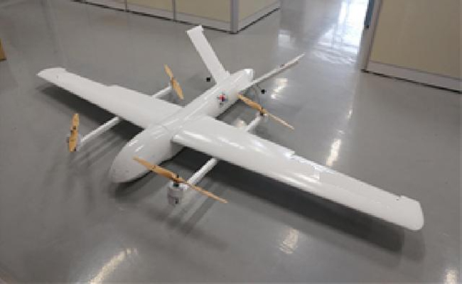 방사청, 1차 신속시범획득사업으로 수직이착륙 드론 계약