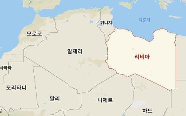 """리비아 동부군벌 병력 """"리비아 서부서 이탈리아 드론 격추"""""""