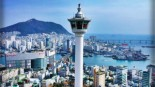 부산 전망 좋은 용두산공원 부산타워를 담다